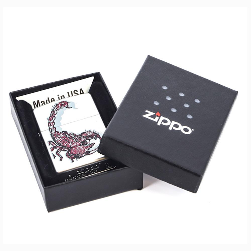 Зажигалка Zippo №205 Scorpion color