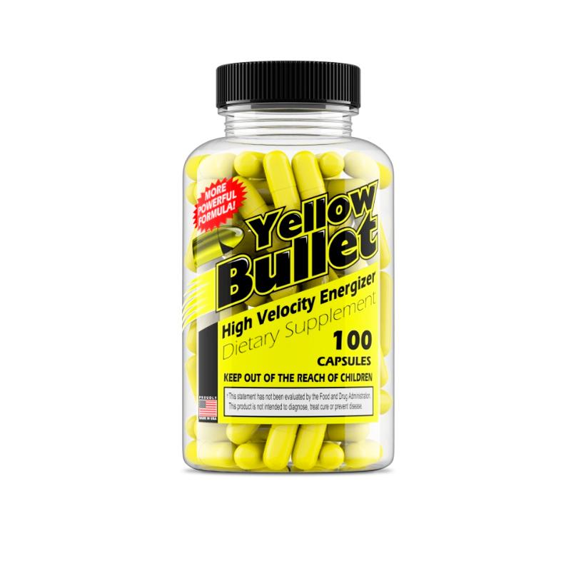 Hardrock Yellow Bullets