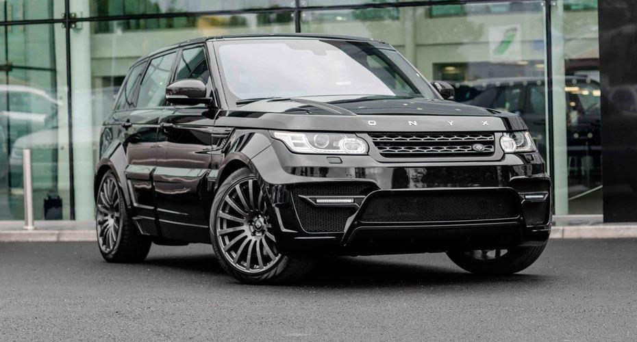 Обвес Onyx San Marino для Range Rover Sport 2 2014+
