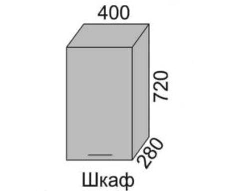 Шкаф МАРТА 400