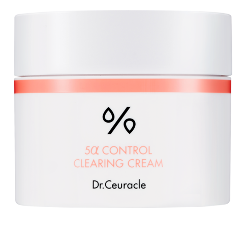 Крем 5-Альфа Контроль DR. CEURACLE 5 Alfa Control Clearing Cream