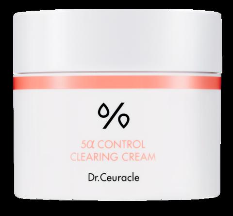 Крем 5-Альфа Контроль Dr.Ceuracle 5 Alfa Control Clearing Cream