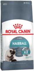 Корм для кошек Royal Canin Hairball Care выведение волосяных комочков
