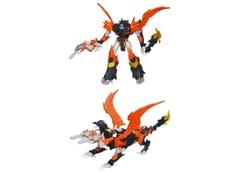 Робот Трансформер Предакон Предакинг - Охотники на чудовищ, Hasbro