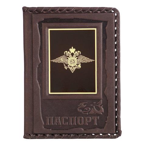 Обложка для паспорта «МВД» 1
