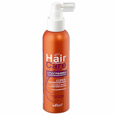 Белита Professional Hair Care СПРЕЙ-УКРЕПЛЕНИЕ луковиц волос несмываемый 150мл