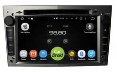 Штатная магнитола на Android 8.0 с DPS для Opel Corsa 04-11 Roximo CarDroid RD-2801DB