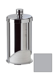 Емкость для ватных дисков Windisch 88120SNI Ribbed