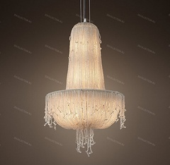 Люстра FRENCH CRYSTAL BEADED Restoration Hardware 68450902