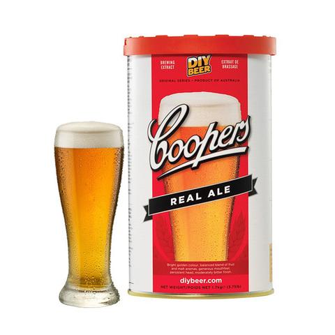Экстракт COOPERS Real Ale 1,7 кг.
