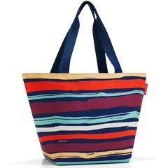 Пляжные сумки в морском стиле (artist stripes)
