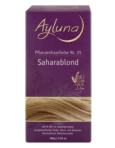 Натуральная краска для волос №25