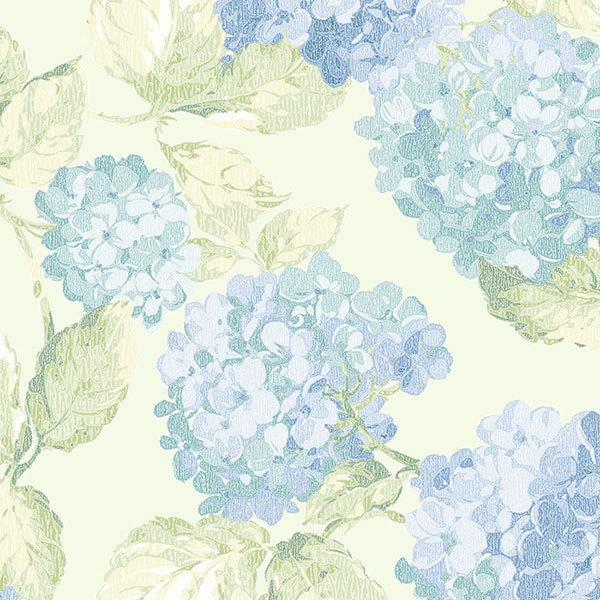 Обои Aura English Florals G34310, интернет магазин Волео