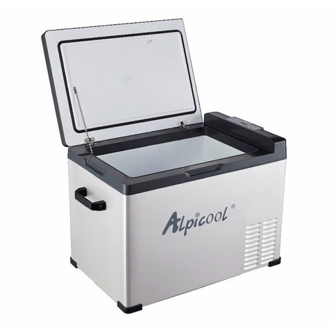 Компрессорный автохолодильник Alpicool ACS-40 (12V/24V/220V, 40л)