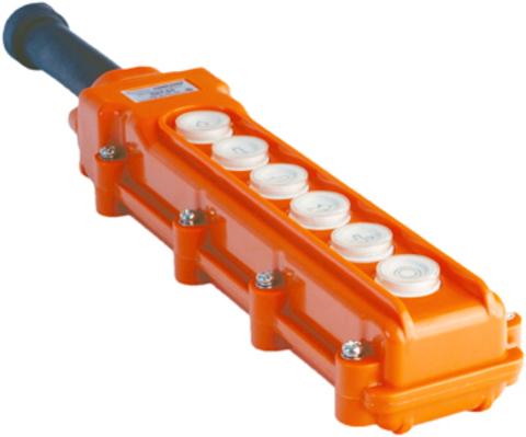 Пульт управления ПКТ-63 на 6 кнопок IP54 TDM
