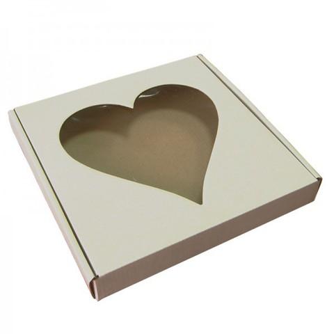 Коробка для печенья 22*22*3 см купить в Хабаровске
