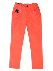 GPT003930 Брюки для девочек, оранжевые