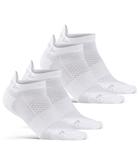 Носки короткие Craft Cool White - комплект 2 пары