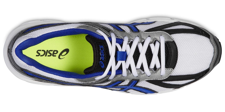 Мужские беговые кроссовки Asics Patriot 7 (T4D1N 0142) белые фото