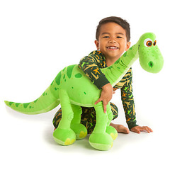The Good Dinosaur Plush Arlo 23