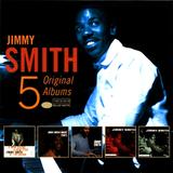 Jimmy Smith / 5 Original Albums (5CD)