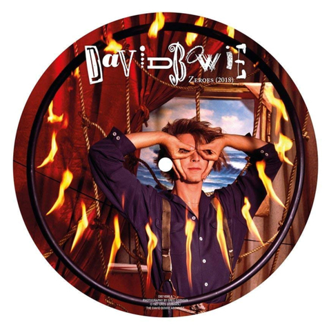 David Bowie / Zeroes (2018)(Picture Disc)(7