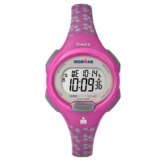 Часы Casio Women's Timex Ironman Essential 10 Lap Digital Floral