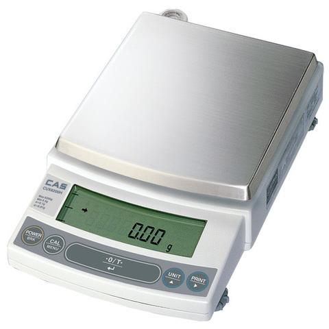 фото 1 Лабораторные весы Cas CUX-4200H на profcook.ru