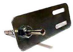 Концевик PS101 (с прямой пластиной)