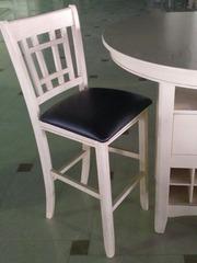 Барный стул CBRA-760APU-H (MK-1121-IV) Слоновая кость с патиной