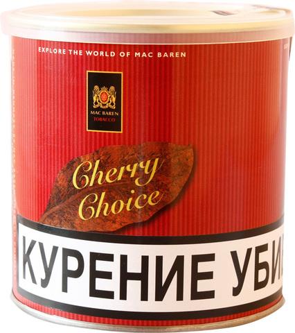 Табак Mac Baren Cherry Choice банка (Трубочный) - (100 гр)