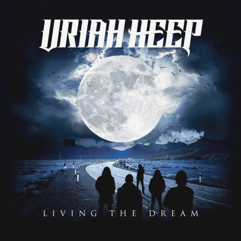 Uriah Heep / Living The Dream (LP)