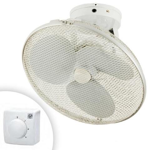 Вентилятор потолочный S&P Artic 400 R