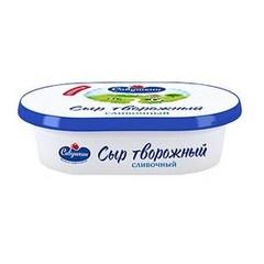 Сыр творожный Сливочный, Савушкин, 150 гр