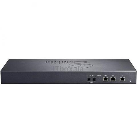 Grandstream UCM6510 - IP ATC. До 2000 абонентов / 200 одновременных вызовов, до 8 конф., до 64 участников в конф., 2хFXS, 2xFXO, 1xPRI(E1), 1xWAN, 1xLAN