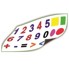 Магнитный набор: Математика