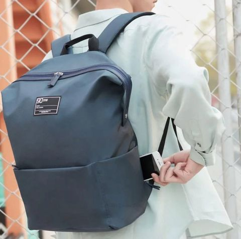 Рюкзак Xiaomi 90 Points Lecturer Casual Backpack Blue
