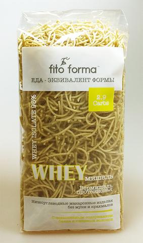 Вермишель протеиновая WHEYмишель Fito Forma 160 г