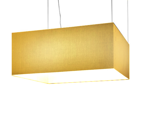 replica  SQUARE pendant lamp (4 lights)