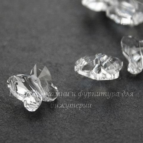 5754 Бусина в виде бабочки Сваровски Crystal 8 мм