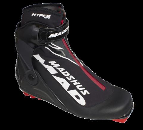 Профессиональные лыжные ботинки Madshus Hyper RPS для конькового хода