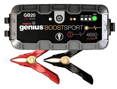Пуско-зарядное устройство NOCO Genius Boost Sport GB20