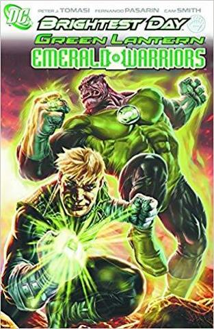 Green Lantern: Emerald Warriors HC
