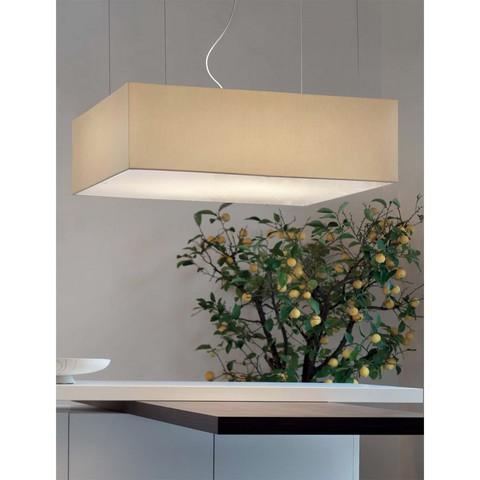 replica  SQUARE pendant lamp (4 lights)