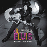 Elvis Presley / Live At The International Hotel - Las Vegas, Nevada, August 23, 1969 (2LP)