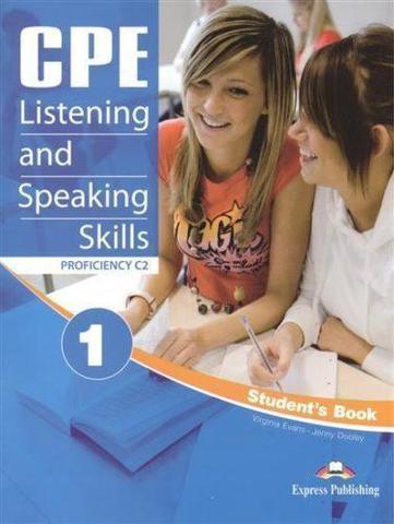CPE Listening and Speaking Skills 1 (C2) — пособие для учащегося