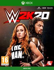 Xbox One W2K20 (английская версия)
