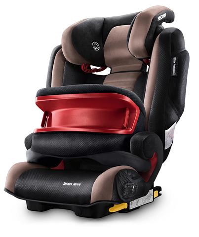 Автокресло детское RECARO Monza Nova IS Seatfix Mocca (6148.21213.66)