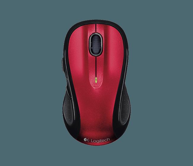 Logitech M510 Red