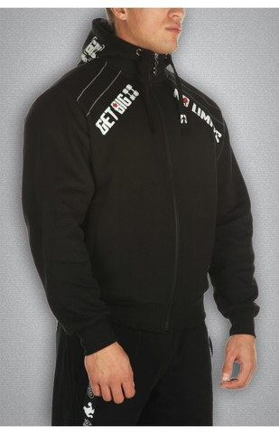 Толстовка 3556 (черная)
